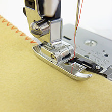 端縫い押え
